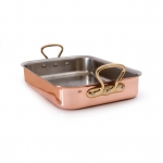 Rectangular roasting pan