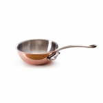 Curved Splayed Saute Pan