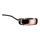 De BUYER 6230 - Prima Matera Induction Collection - Copper Straight Sautepan stainless steel inside